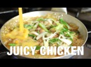 How to make Oyakodon a simple Japanese chicken and egg rice bowl recipe