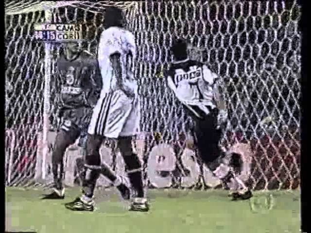 Atlético MG 3x2 Corinthians (12121999) - Final Brasileiro 1999 (jogo 1)