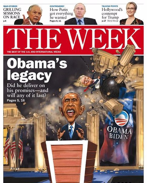 The Week USA January 20 2017