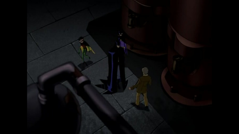 The Batman.Бэтмен 2004 2008 Сезон 4 Серия 9