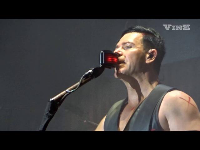 Rammstein Du hast Live in Russia Trailer Multicam By Vinz