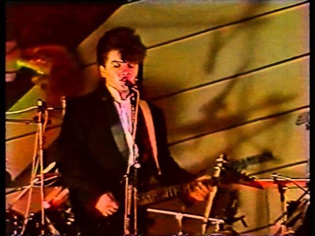 Агата Кристи IV фестиваль Свердловского рок клуба 1989