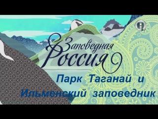 Заповедная Россия: Парк Таганай и Ильменский заповедник (Познавательный, природа, путешествие, 2013)