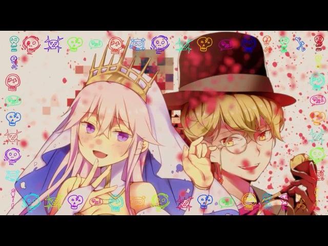 Utata-P ft. GUMI - A Joyful, Fun, Happiness Carnival 嬉しい、楽しい、幸せカーニバル。 (English Subtitles)
