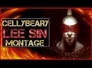 Cellybeary Montage - Best Lee Sin Plays | League Of Legends