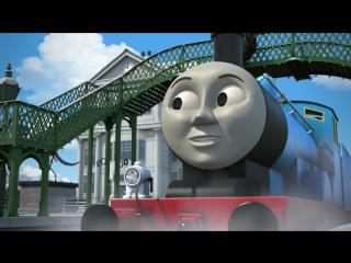Томас и его друзья. Рождественская посылка. Развивающие мультики 3д для детей