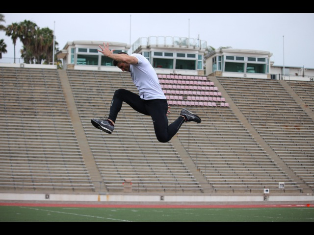 Plyo Routine for Speed Explosion