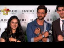 Hrithik Roshan Inaugurates Rado Sports Collection New Boutique Part-1