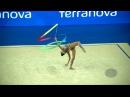 AVERINA Arina RUS 2017 Rhythmic Worlds Pesaro ITA Qualifications Ribbon