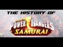 Power Rangers Samurai, Part 4 - History of Power Rangers