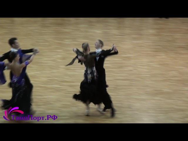 Daniil Patokin Ksenia Promzeleva 1 round Quickstep