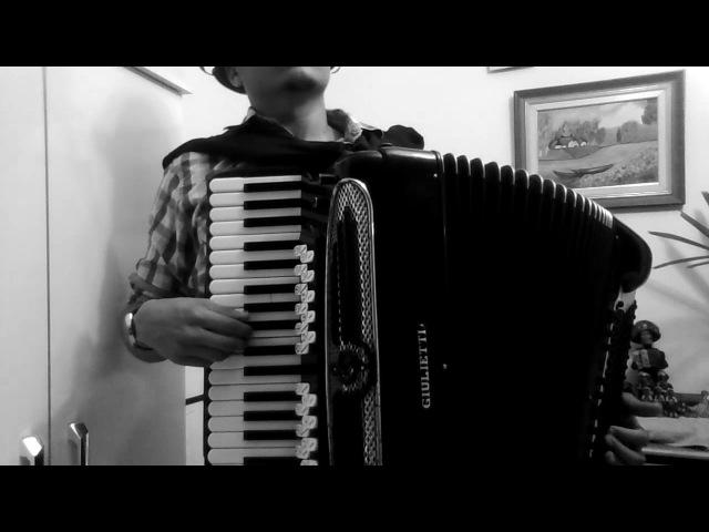 Isso é lá com Santo Antônio 8 Lamartine Babo por Daniel Arano na sanfona acordeon