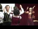Танцы во времена Шекспира. Вольта