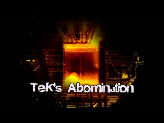 Tek's Abomination Industrial Electro Royalty Free Music