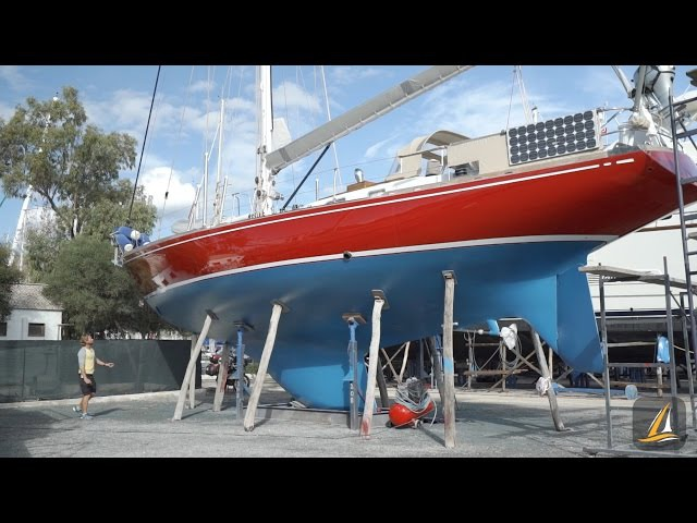 Устройство парусной яхты — урок 1 | Школа яхтинга Sailing Time