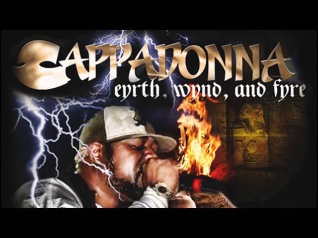 CAPPADONNA -- Eyrth, Wynd and Fyre -- ( full album ) 2013