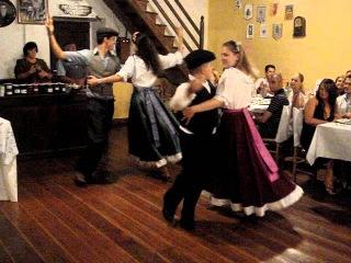 Tarantela - dança italiana