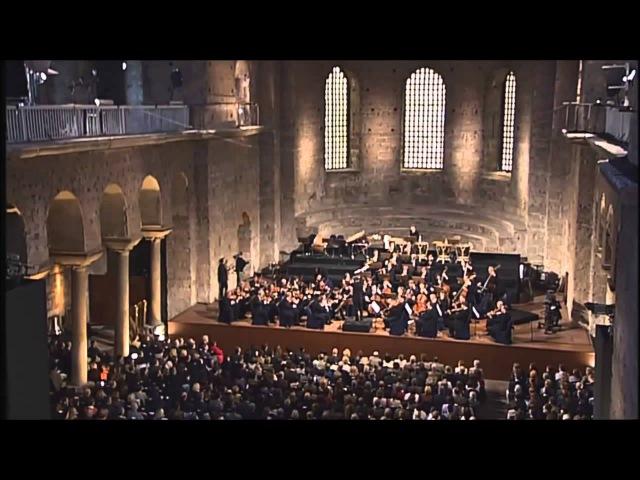 Гайдн Andante из симфонии № 94 Сюрприз Берлинский филармонический оркестр дир Марис Янсонс