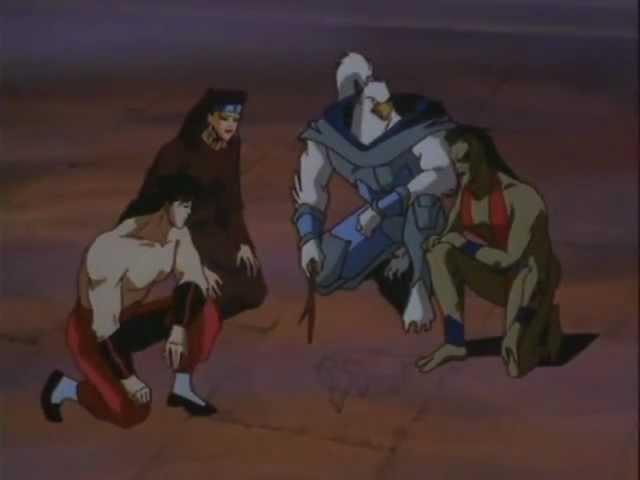 Mortal Kombat DOTR by KORVUS Последняя серия