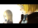 SNK MMD Sweater Weather Armin Historia