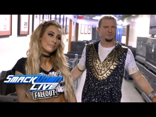 Is Carmella next in line for a SmackDown Women's Title Match?: SmackDown LIVE Fallout, May 16, 2017