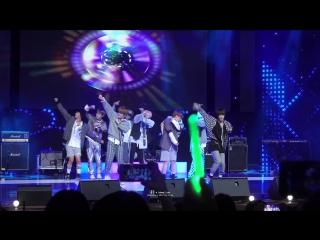 [fancam] 170729 nct 127 - talk - cherry bomb @ asian beat festival