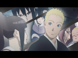 AMV Naruto and Hinata - My Ninja Way