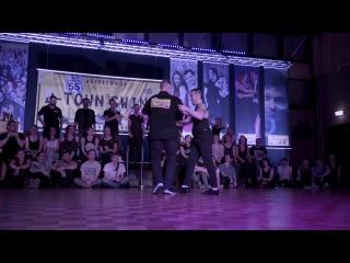 Kyle Redd & Benji Schwimmer - J&J Champions - D-Town Swing 2017