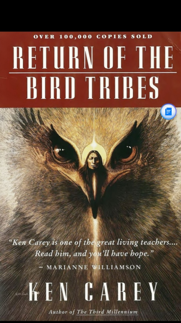 Ken Carey - Return of the Bird Tribes 1988 [OCR]