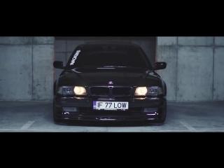 BMW e38 740i on Vossen Wheels