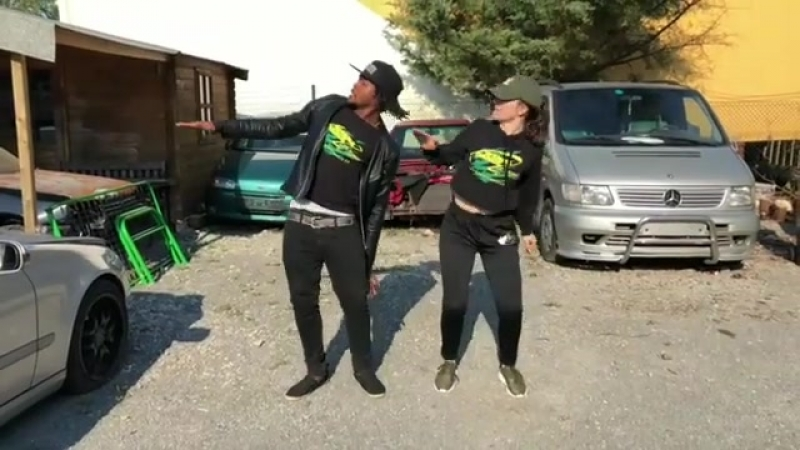 Dancehall choreography by Nicky Trice Godzilla Anna Wannadance Munga Honorable Colors