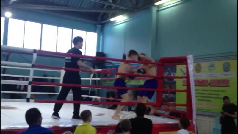 Чемпионат Казахстана по жекпе жектен