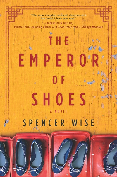 Spencer Wise - The Emperor of Shoes