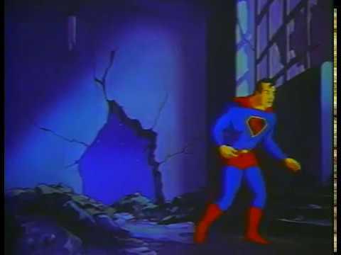 Супермен-Мультсериал-Серия 6 (1941)
