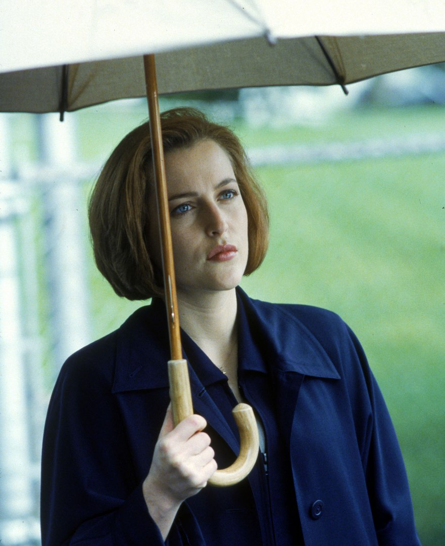 Dana Scully, New York City - фото №7