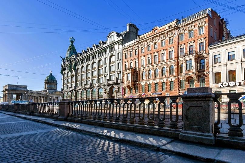 Лучшие отели мира от Soul Travel Друзья у Дома Книги (Санкт-Петербург), изображение №1