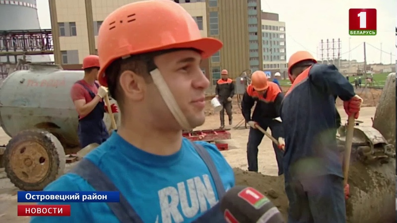 Всебелорусская молодежная стройка вновь принимает бойцов