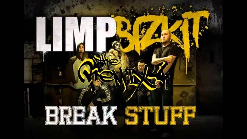 Limp Bizkit Break Stuff Guitar CoVeR