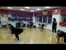Новая тренировка от Элеоноры Шубиной и фитнес студии HitFit