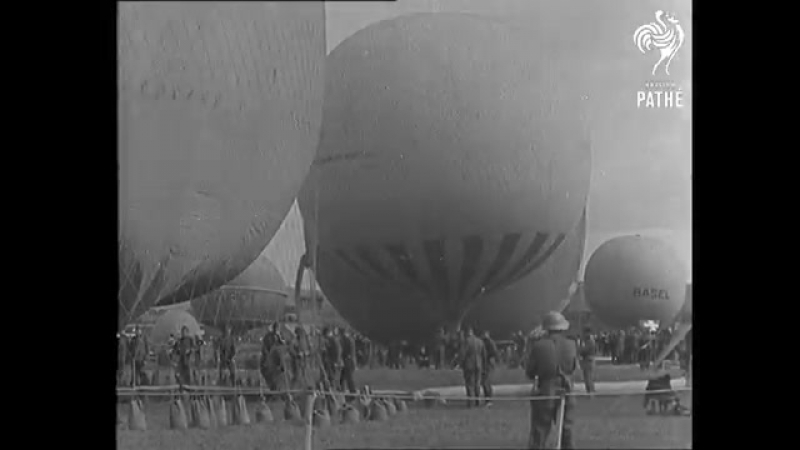 The Balloonists Derby 1932