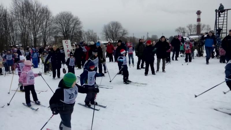 марафон лыжы 13 01 17г