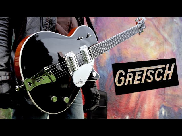 Обзор гитары Gretsch G6128TVP Power Jet
