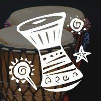 Логотип Барабаны АШЕ/школа барабанов