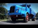 Ifa H6 DDR Kipper Truck LKW Sound