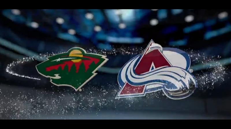 Колорадо Миннесота 3 4 7 04 2017 Обзор матча НХЛ