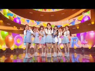 """· Performance · 170415 · OH MY GIRL - """"Coloring Book"""" · MBC """"Music Core"""" ·"""