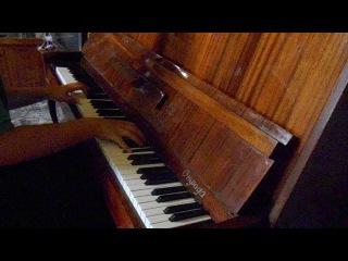 "Forest Maiden piano cover (из игры ""Бесконечное лето"")"