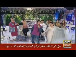Lets watch kiran tabeer dance with actress's noor ex-husband