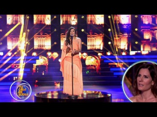 Blas Cantó imita a Diana Navarro - Sola