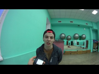 В гостях у OutSide Crew - интервью Bboy Fenix